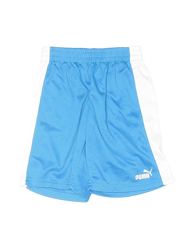 Puma Boys Athletic Shorts Size 7
