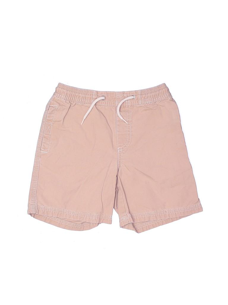 Gymboree Boys Khaki Shorts Size 4
