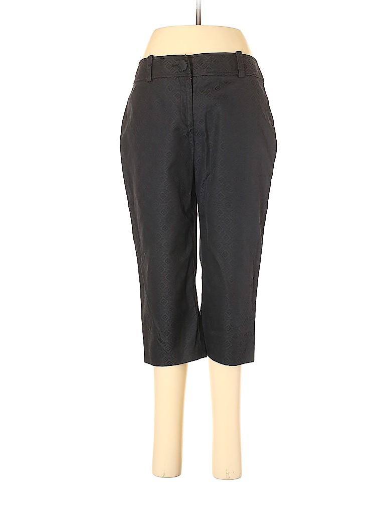 Ann Taylor Women Khakis Size 6 (Petite)