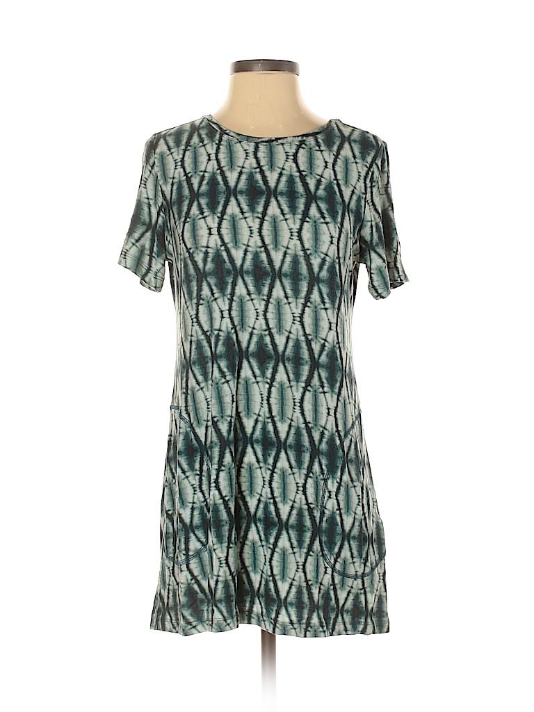 LOGO by Lori Goldstein Women Short Sleeve T-Shirt Size S