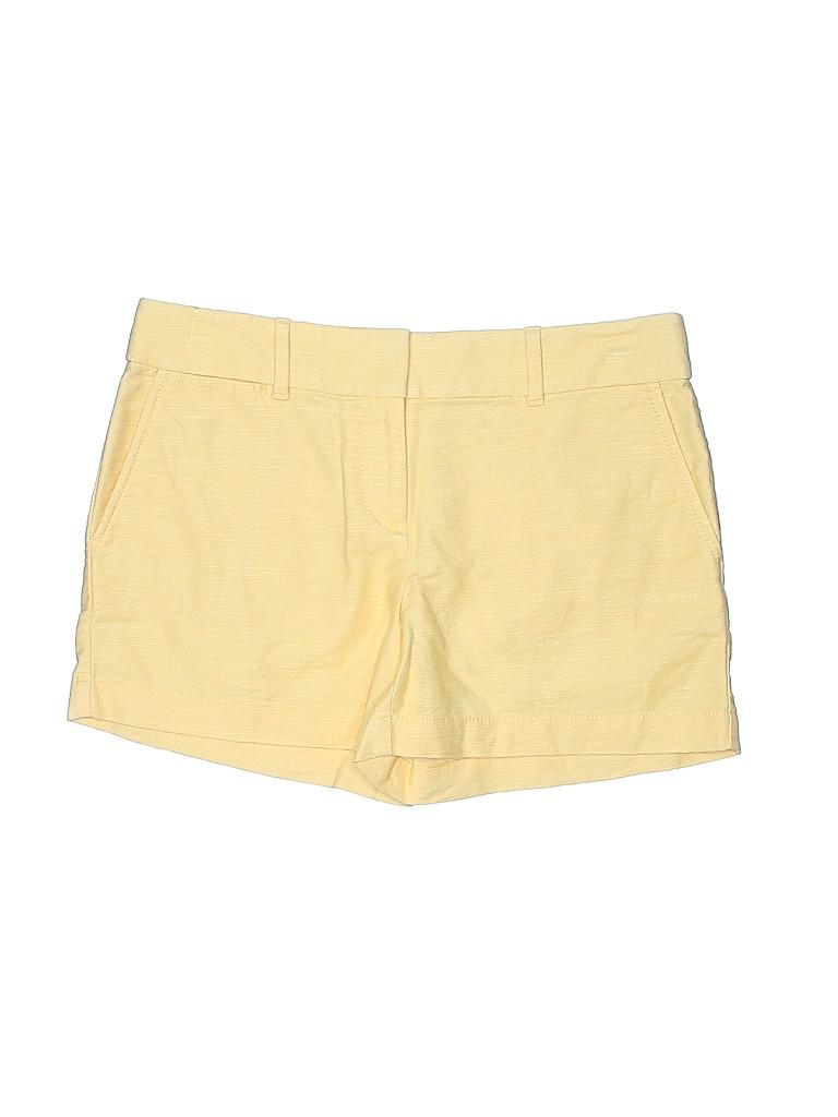 Ann Taylor LOFT Women Khaki Shorts Size 2