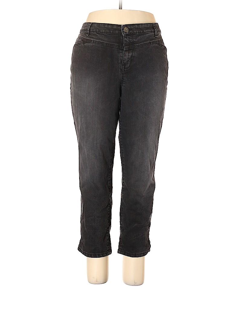 Style&Co Women Jeans Size 18 (Plus)