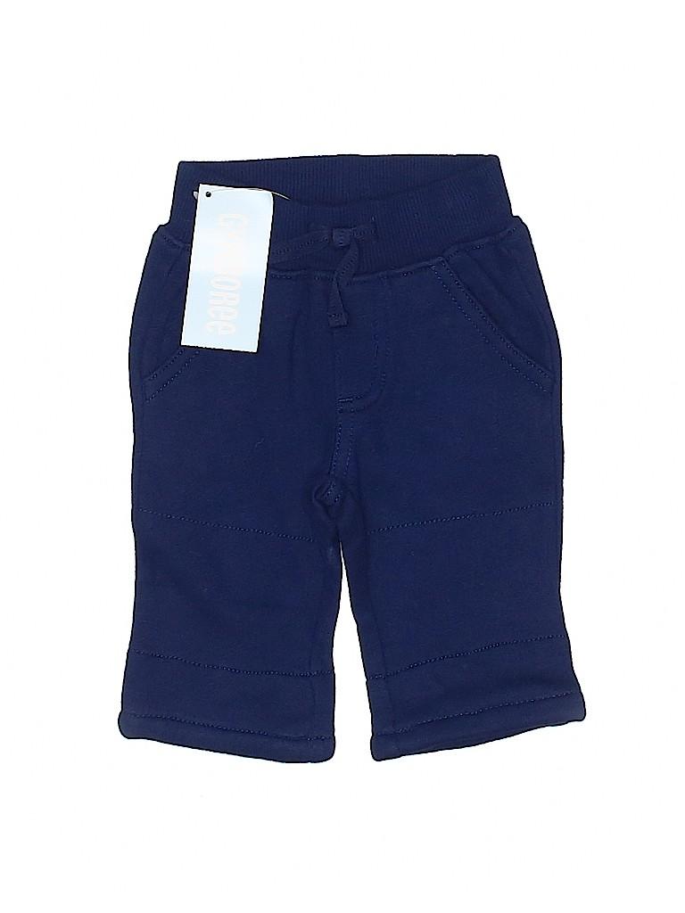 Gymboree Boys Sweatpants Size 0-3 mo