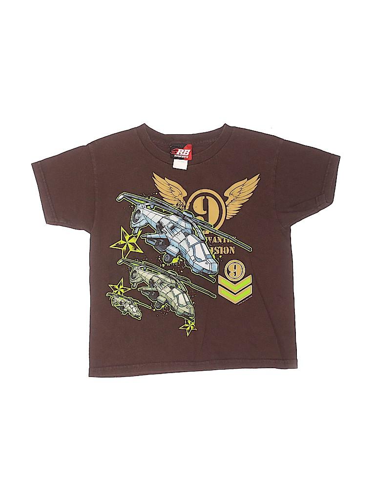 Rude Boyz Boys Short Sleeve T-Shirt Size M (Kids)