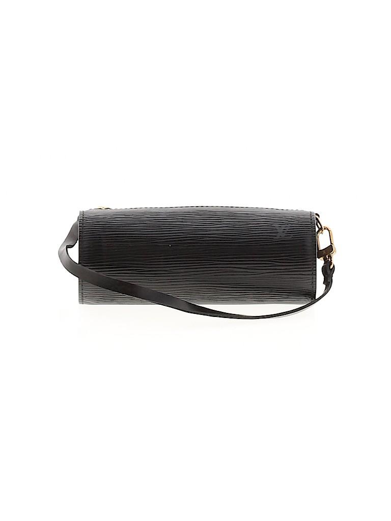 Louis Vuitton Women Leather Satchel One Size