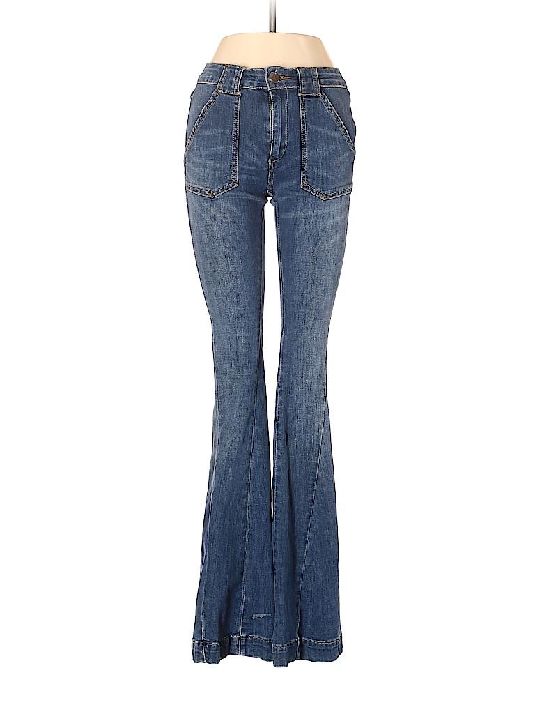 Free People Women Jeans 25 Waist