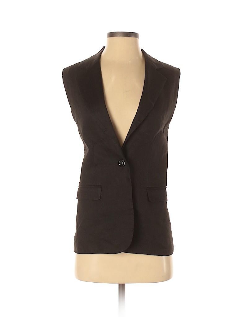 Alice + olivia Women Vest Size S