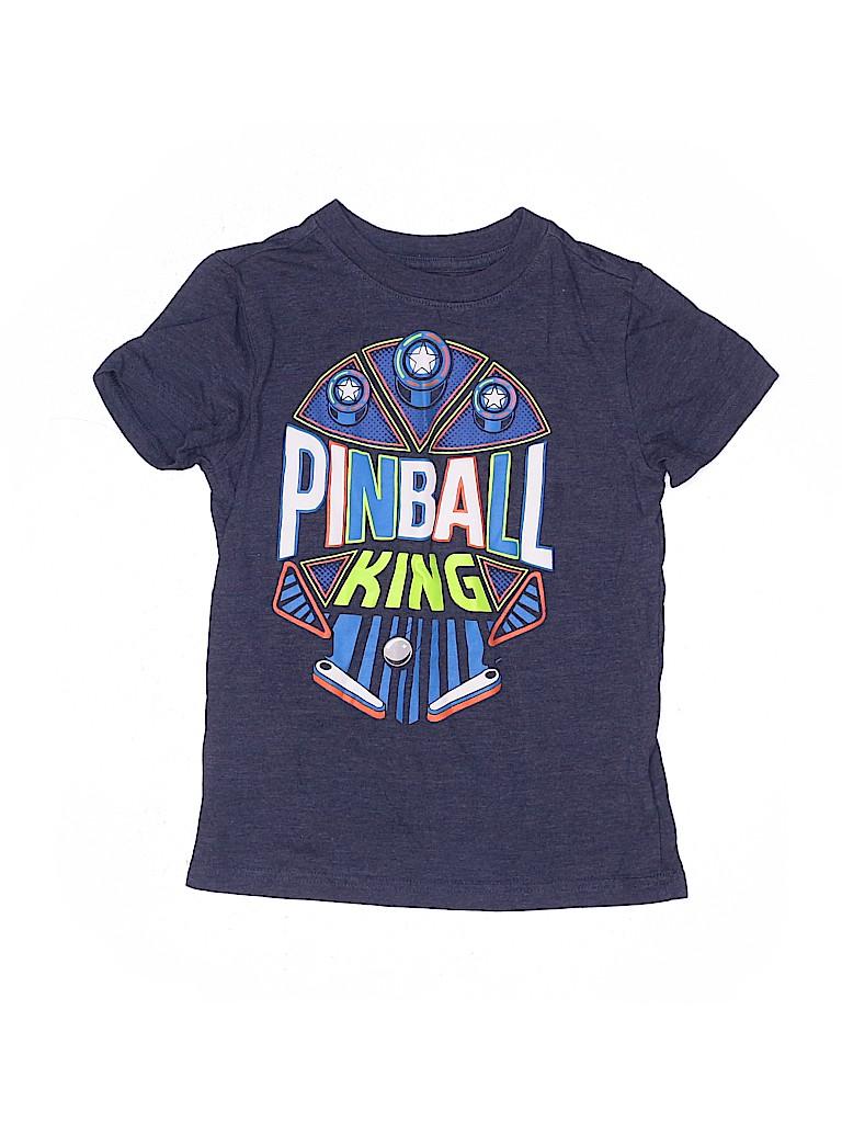 Cat & Jack Boys Short Sleeve T-Shirt Size 4/52