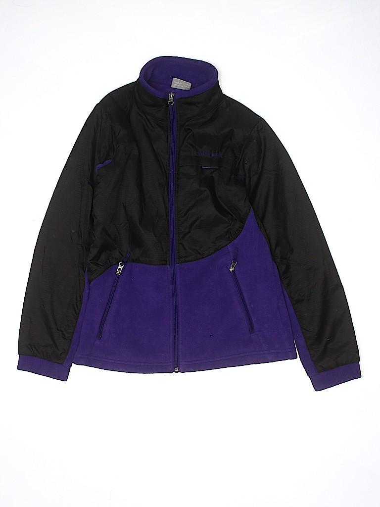 Columbia Girls Fleece Jacket Size 14/16