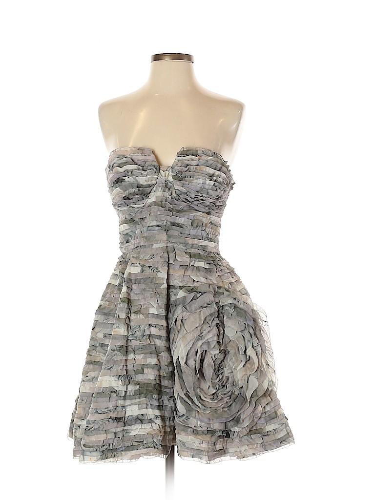 Diane von Furstenberg Women Cocktail Dress Size 6