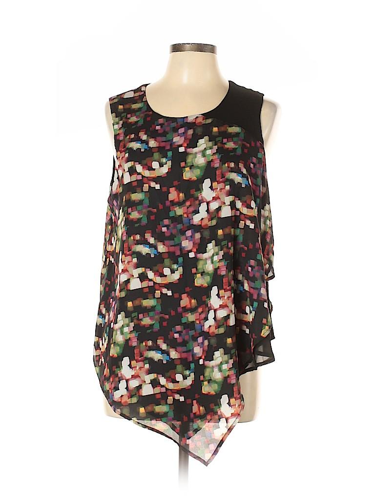 Mossimo Women Sleeveless Blouse Size XL