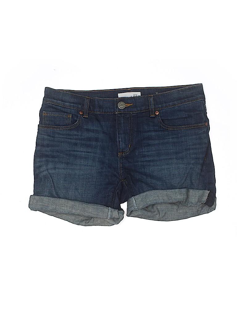 Ann Taylor LOFT Women Denim Shorts Size 0