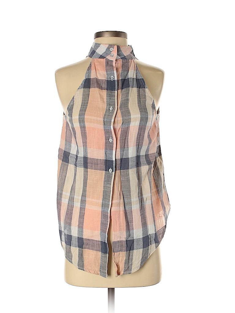 Bella Dahl Women Sleeveless Blouse Size XS