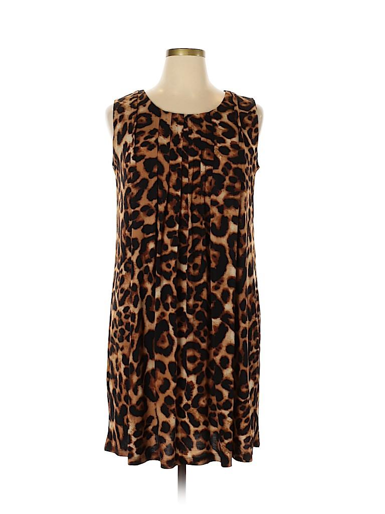 Ronni Nicole Women Casual Dress Size 16