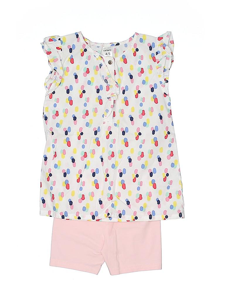 Carter's Girls Shorts Size 4 - 5