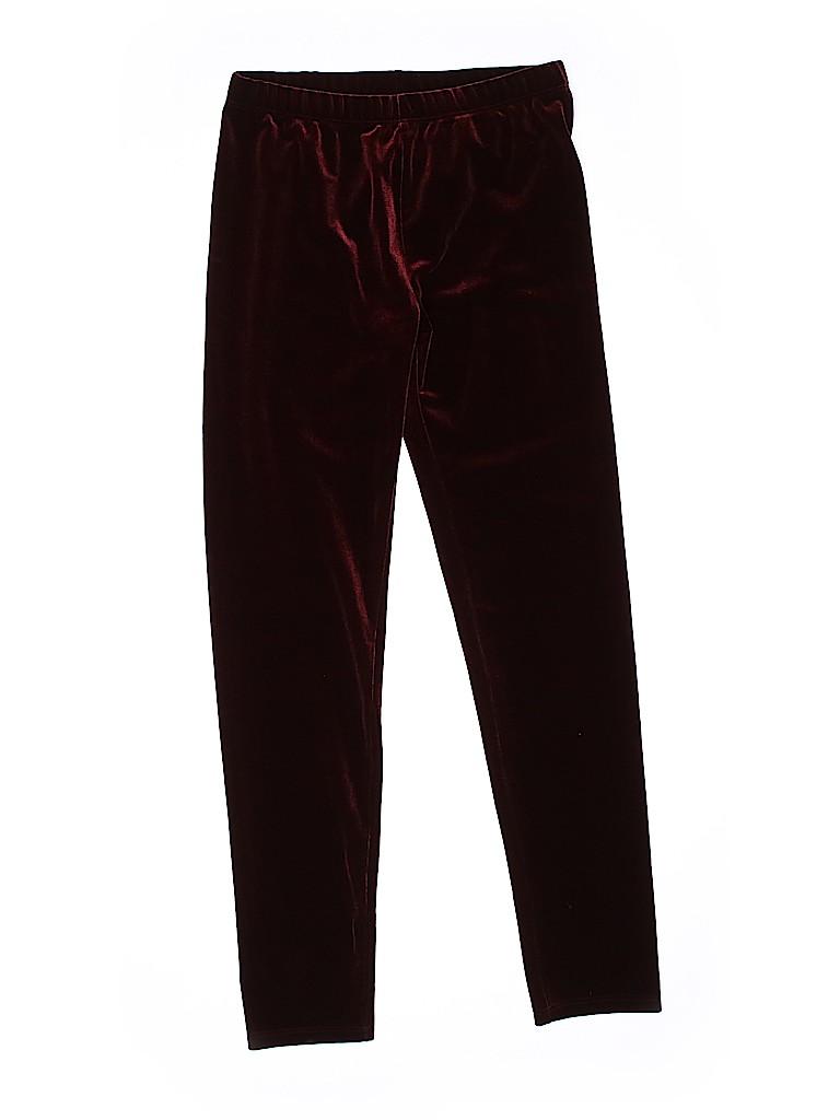 Gap Kids Girls Velour Pants Size 10