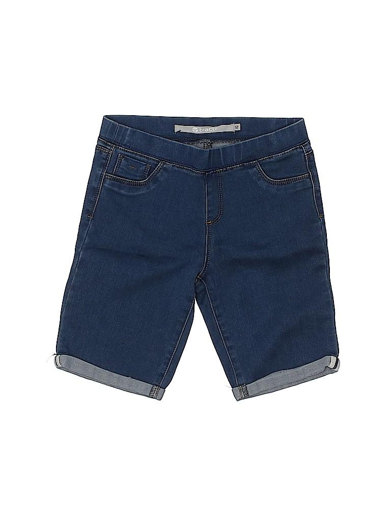 Tractr Girls Denim Shorts Size 12