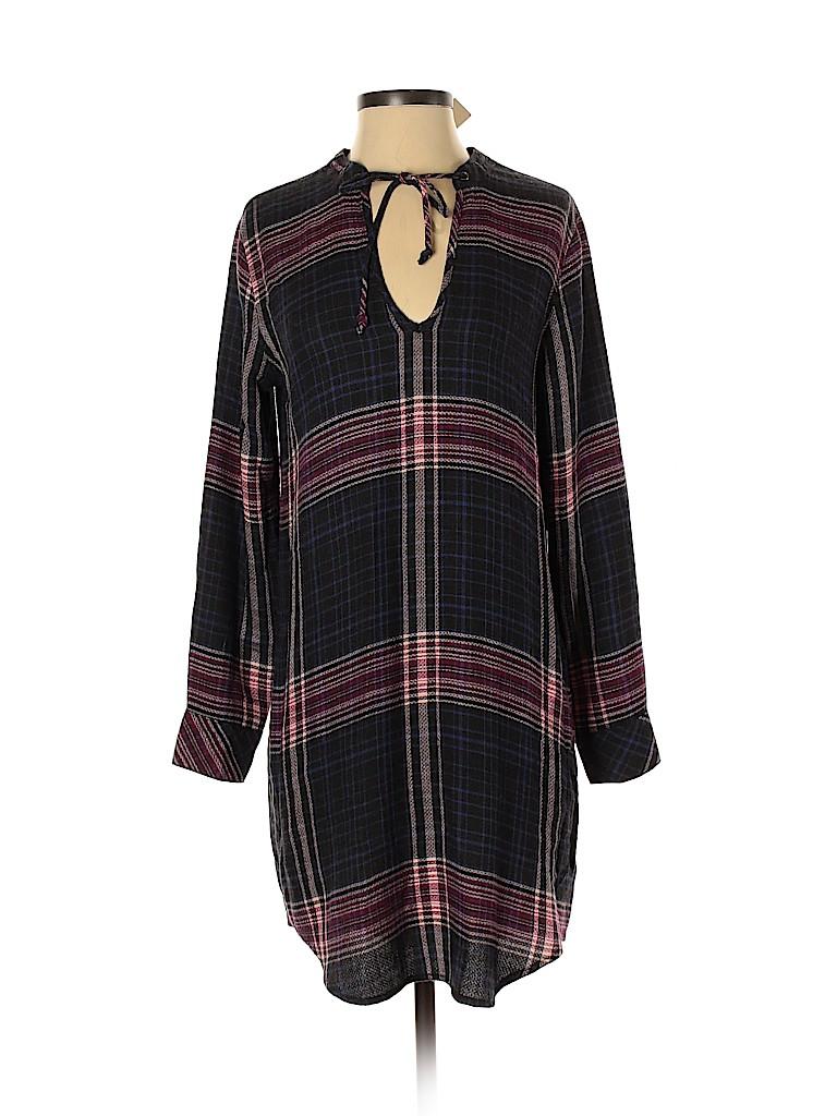 Cloth & Stone Women Long Sleeve Blouse Size S