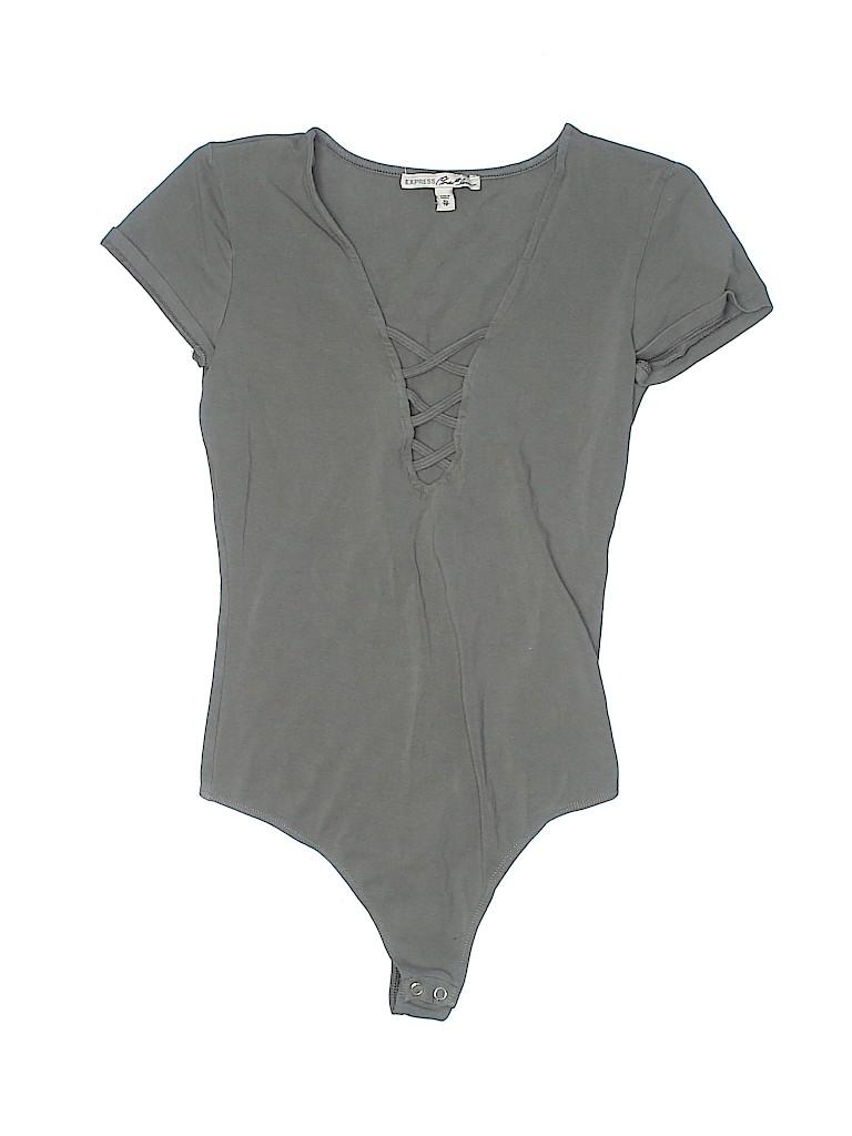 Express Women Bodysuit Size XS