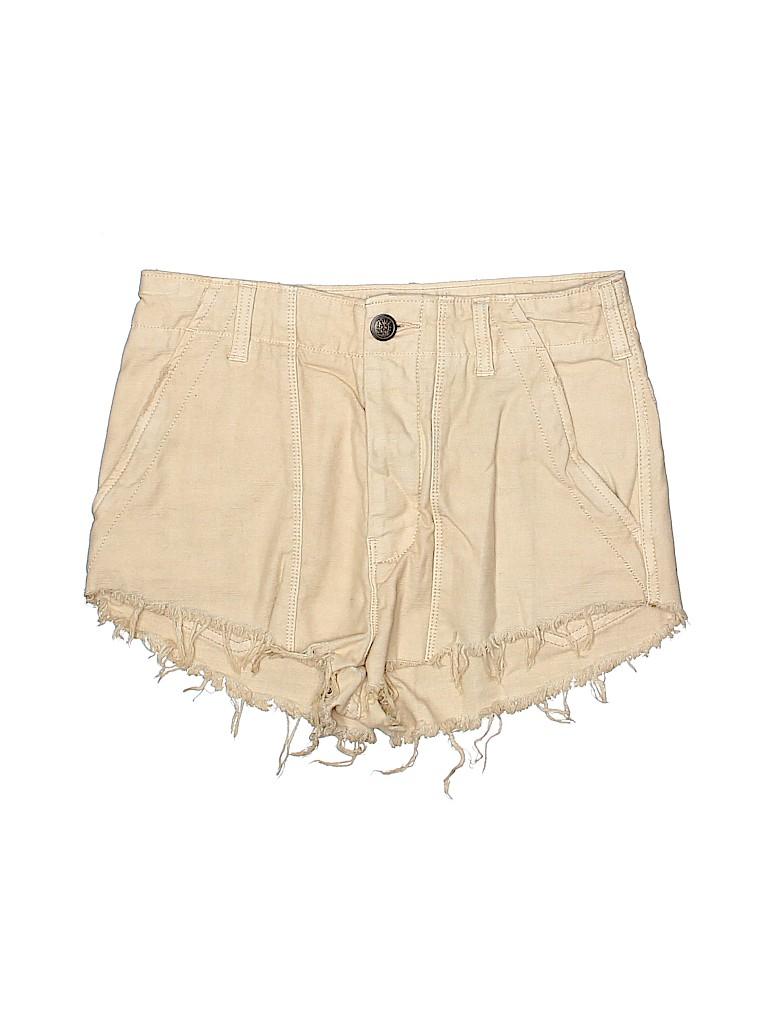Free People Women Denim Shorts Size 2