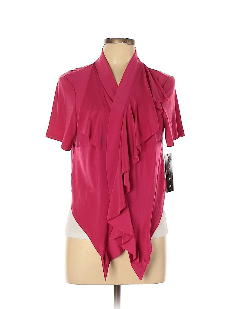Tiana B. Women Cardigan Size 16