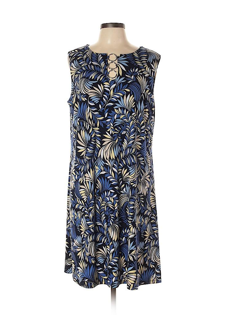 JM Collection Women Casual Dress Size XL