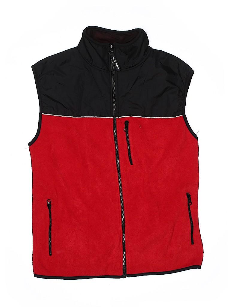 Old Navy Boys Fleece Jacket Size 14