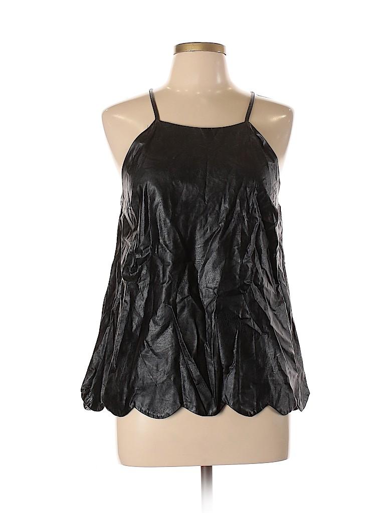 LoveRiche Women Sleeveless Blouse Size L