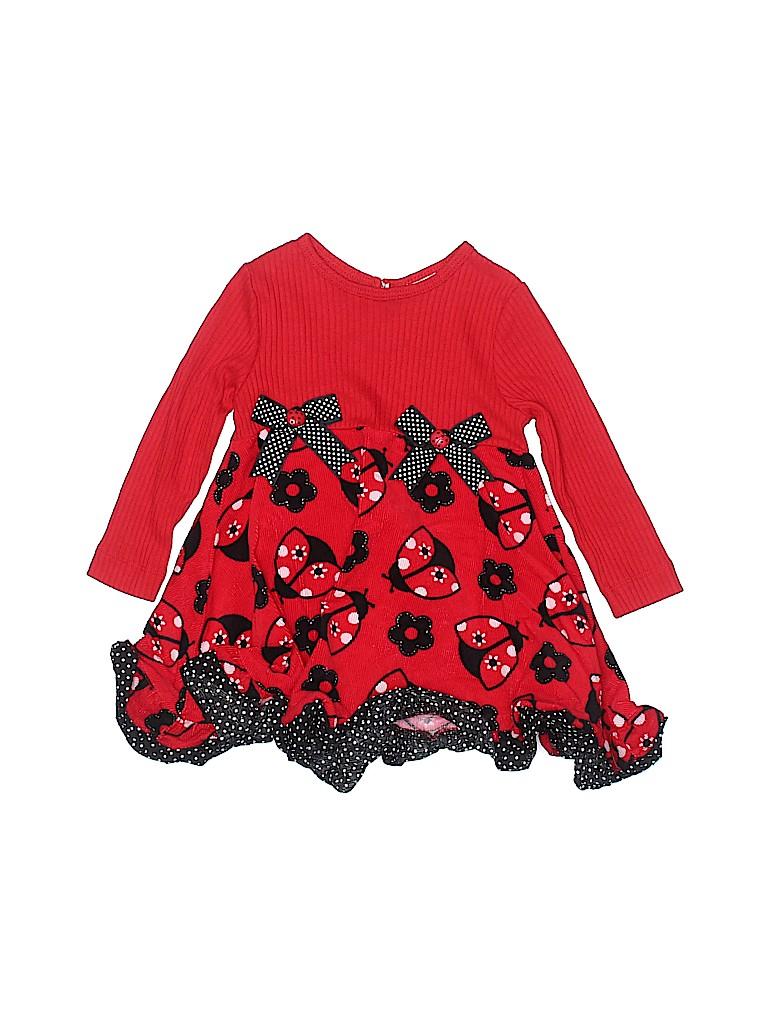Rare Editions Girls Dress Size 2T