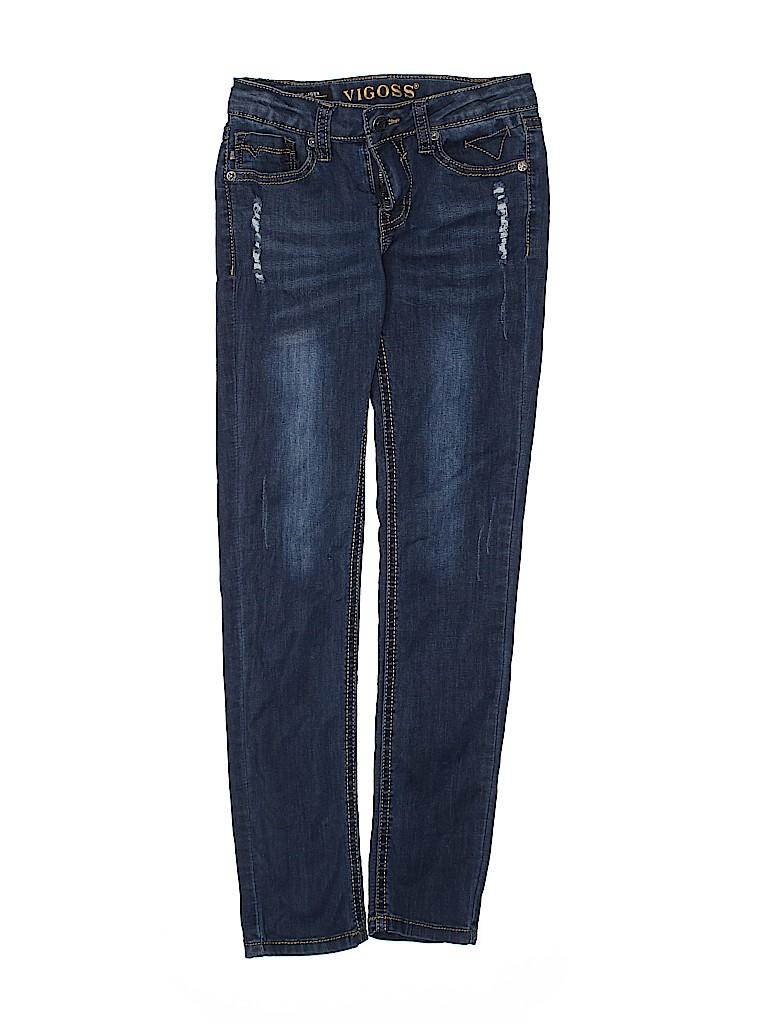 Vigoss Girls Jeans Size 10