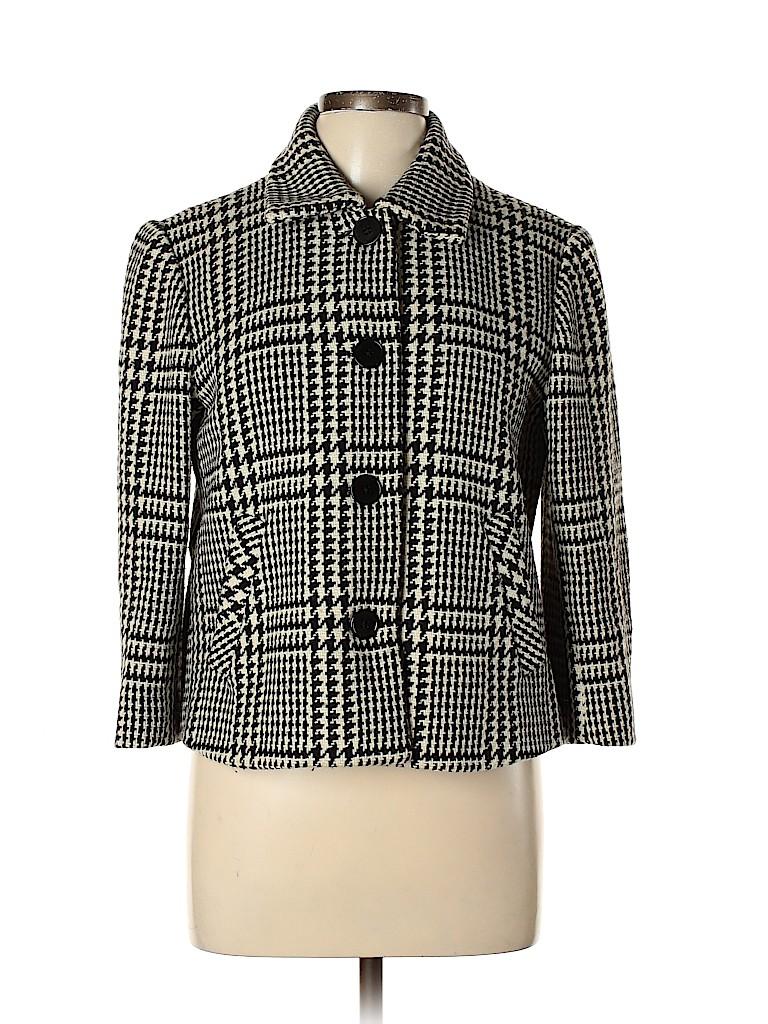 Lauren by Ralph Lauren Women Wool Coat Size 10
