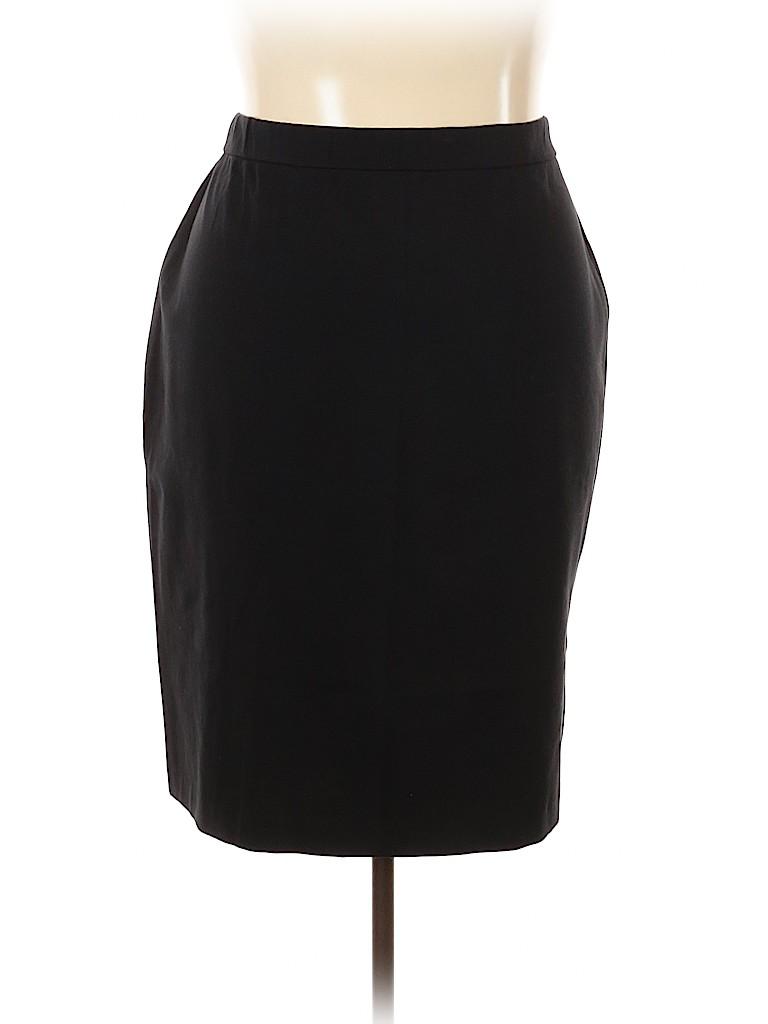 Eileen Fisher Women Casual Skirt Size 3X (Plus)