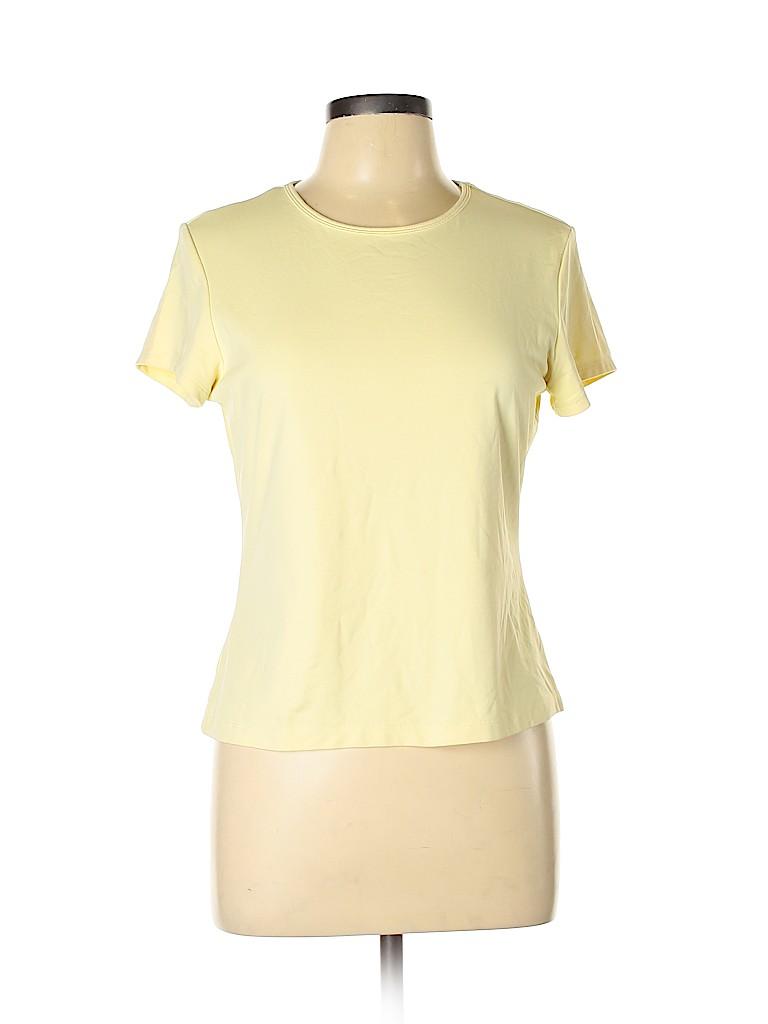 George Women Short Sleeve T-Shirt Size 8 - 10