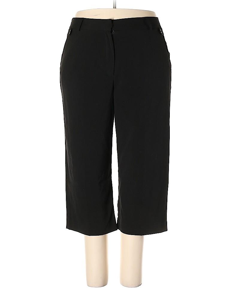 Larry Levine Women Dress Pants Size 18 (Plus)