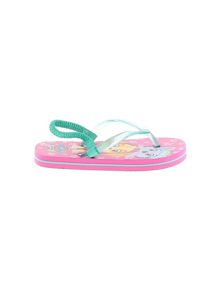 Paw Patrol Girls Sandals Size 9 - 10 Kids