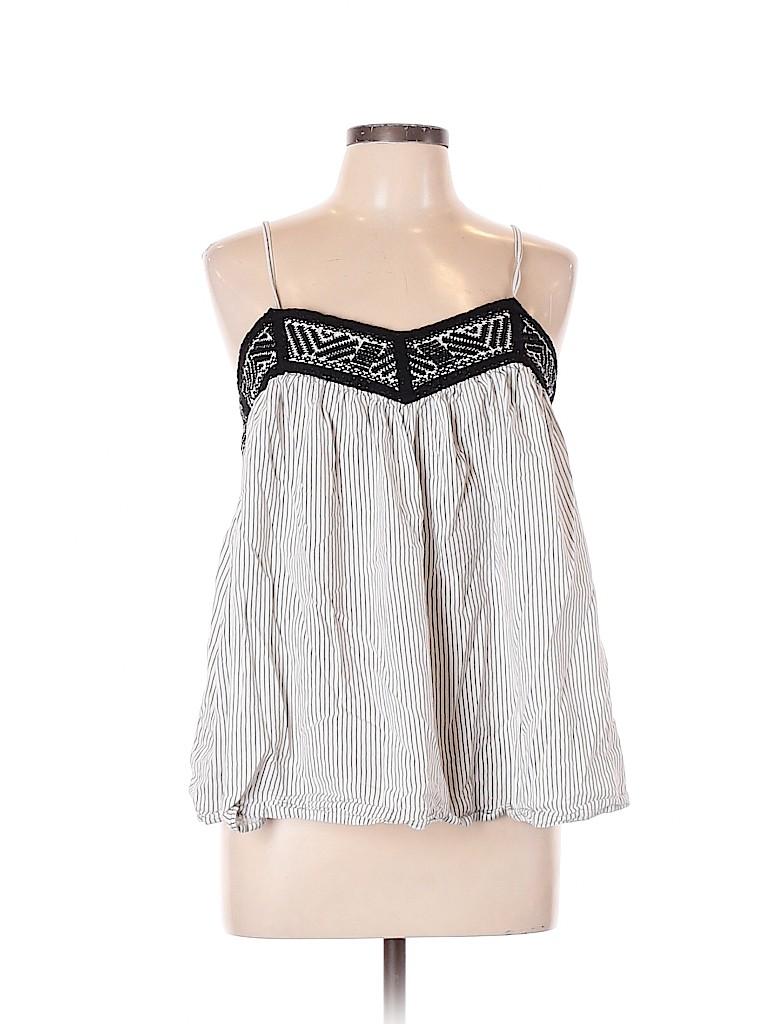 Mossimo Supply Co. Women Sleeveless Blouse Size XL