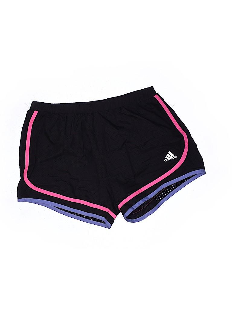 Adidas Girls Athletic Shorts Size 14