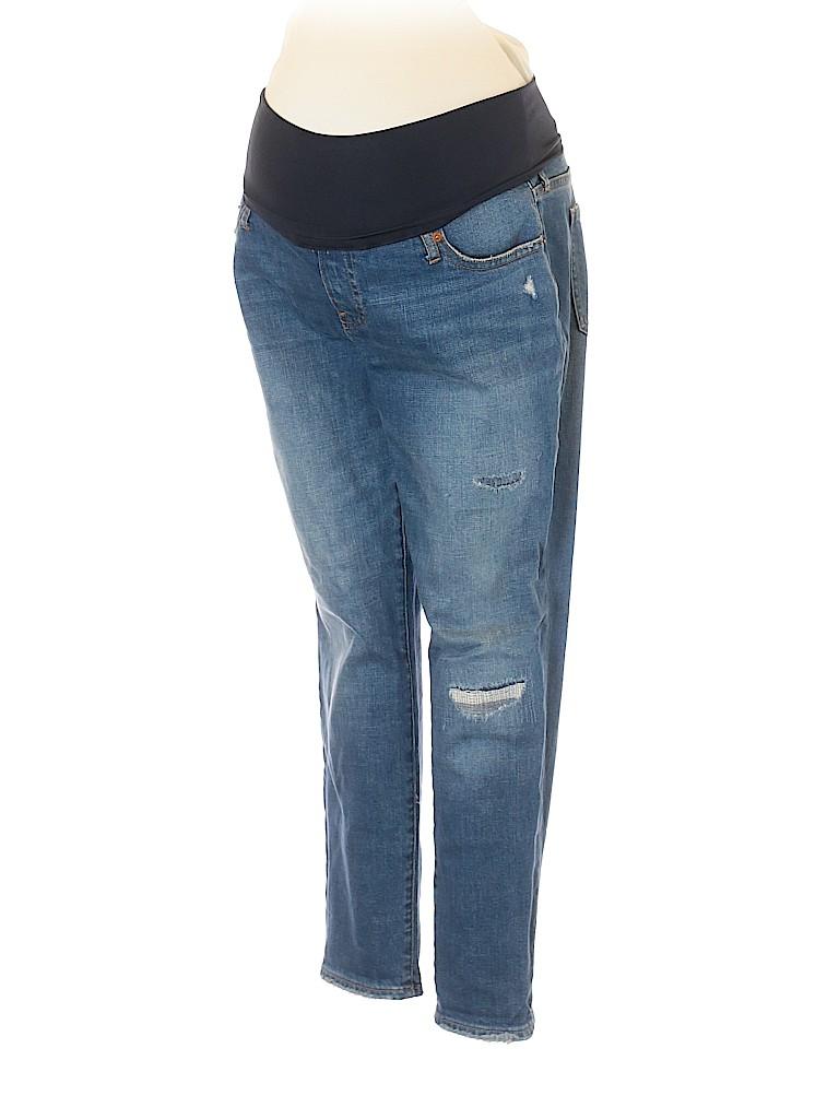 Gap - Maternity Women Jeans 30 Waist (Maternity)