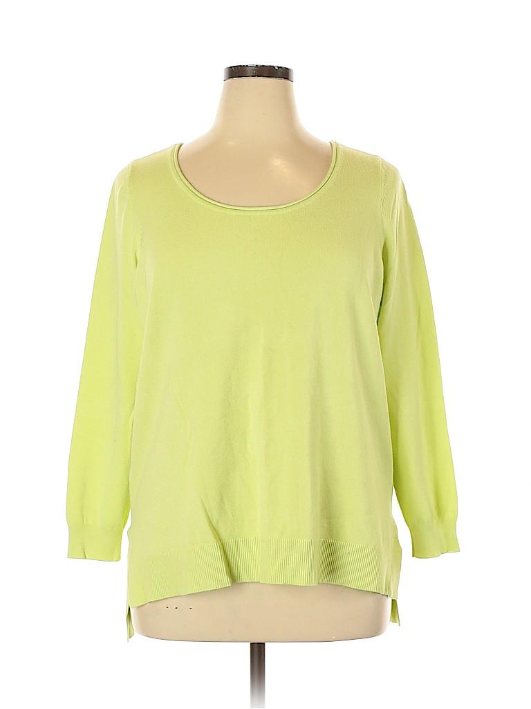 Lane Bryant Women Pullover Sweater Size 18 - 20 Plus (Plus)