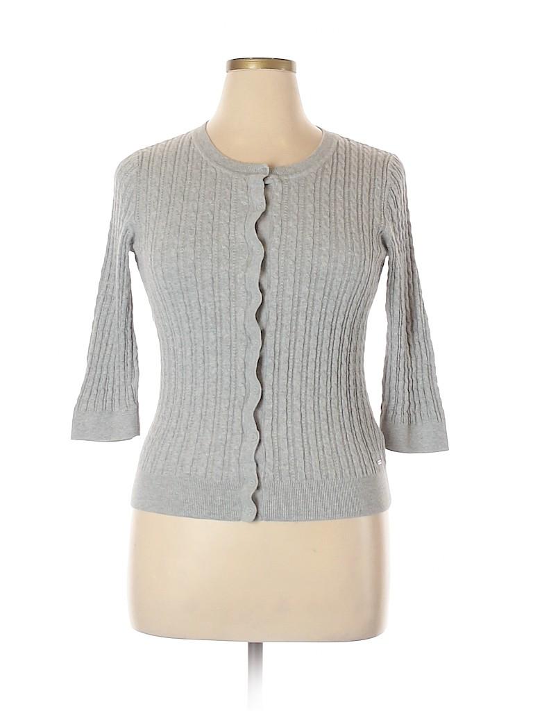 Tommy Hilfiger Women Cardigan Size L