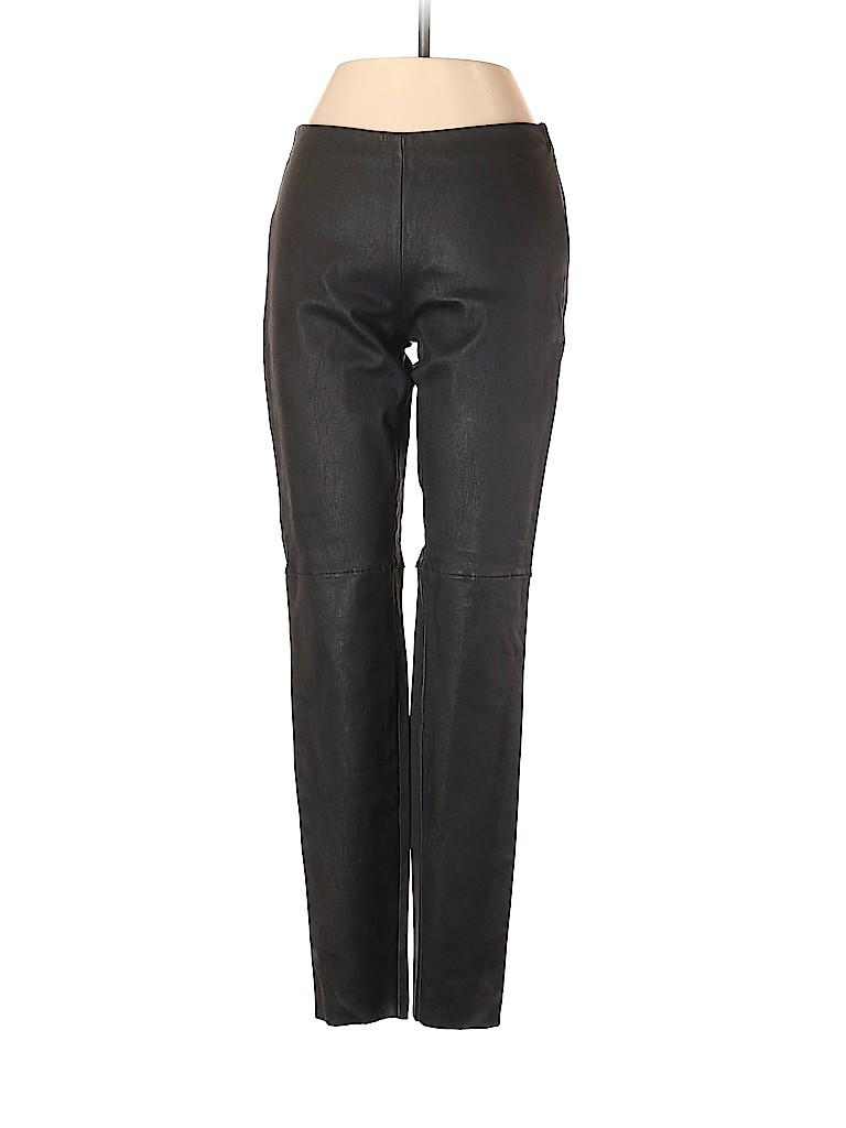 Illia Women Leather Pants Size 2