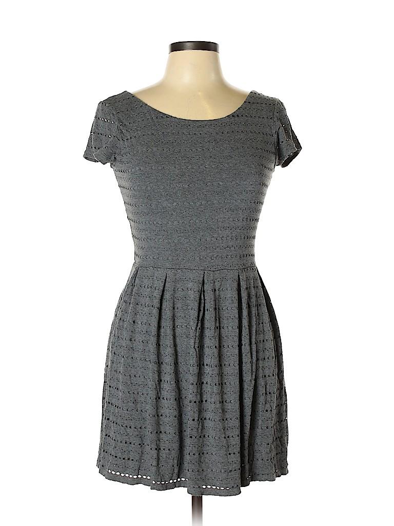 Aqua Women Casual Dress Size L