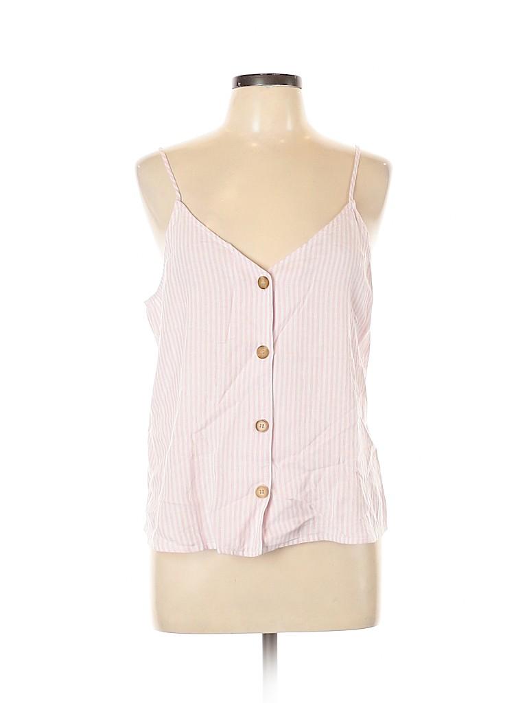 BP. Women Sleeveless Blouse Size L