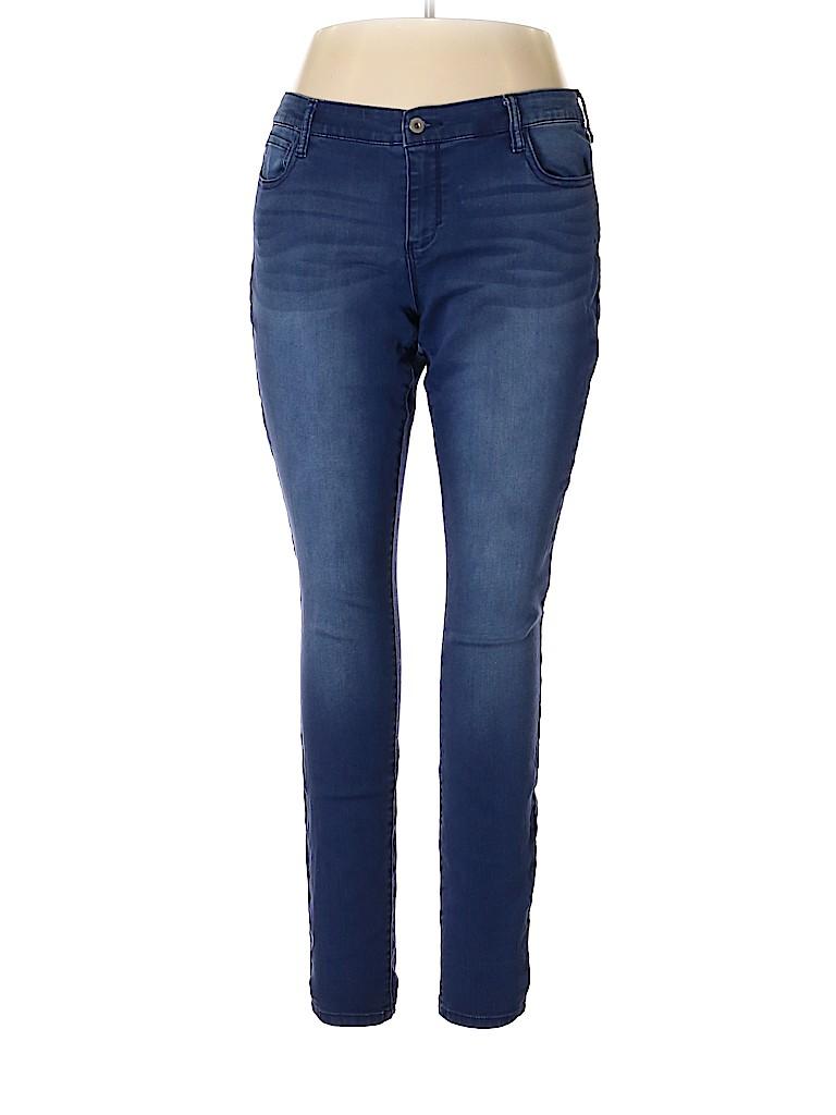 Decree Women Jeans Size 17