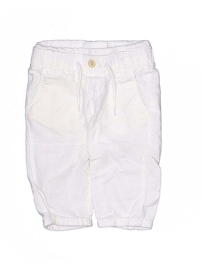 Baby Gap Boys Linen Pants Size 6-12 mo