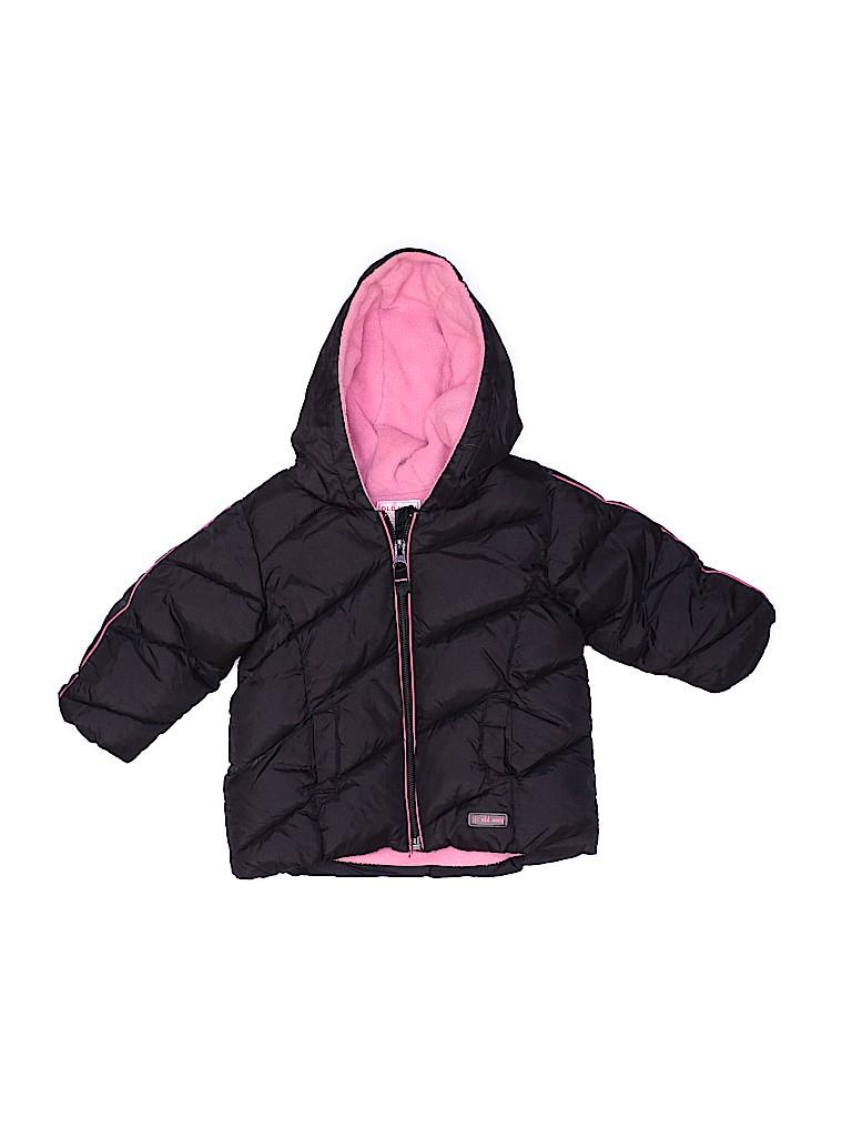 Old Navy Girls Snow Jacket Size 6-12 mo