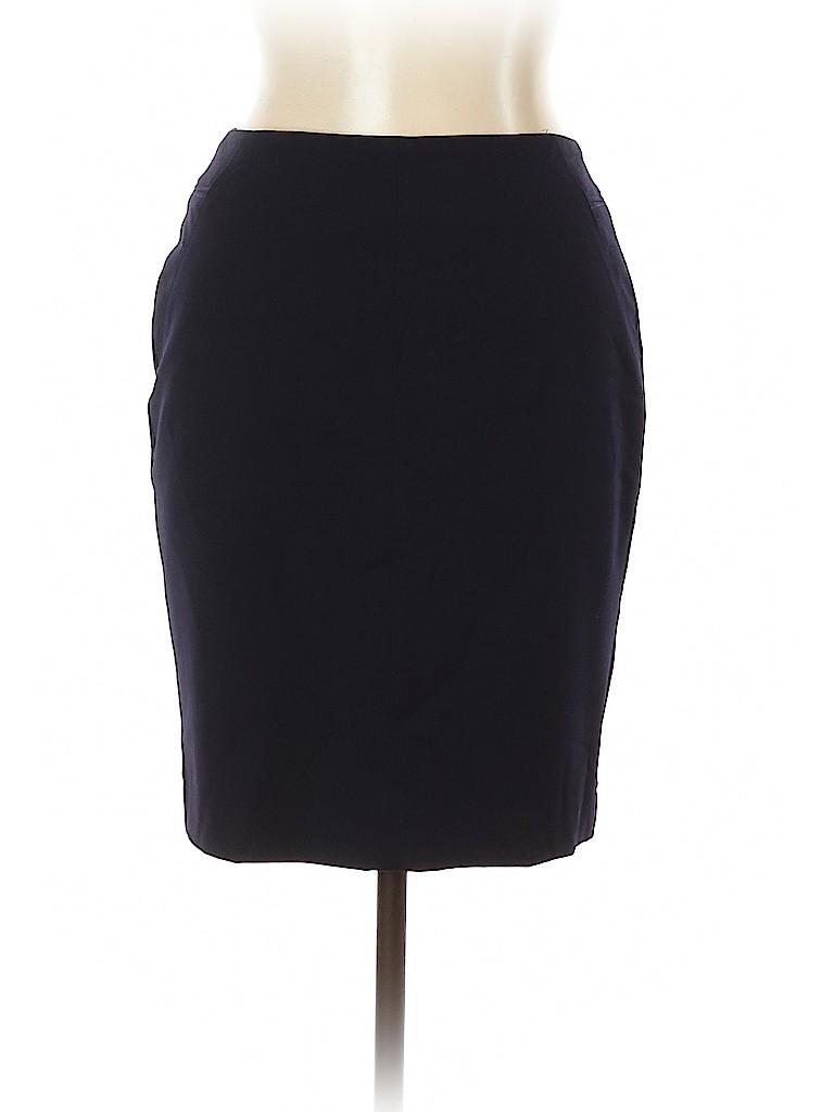 Ann Taylor LOFT Women Casual Skirt Size 8 (Petite)