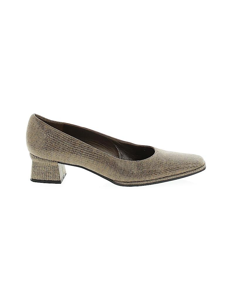Stuart Weitzman Women Heels Size 7 1/2