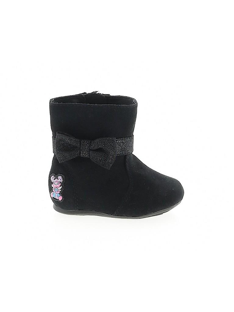 Sesame Street Girls Boots Size 2