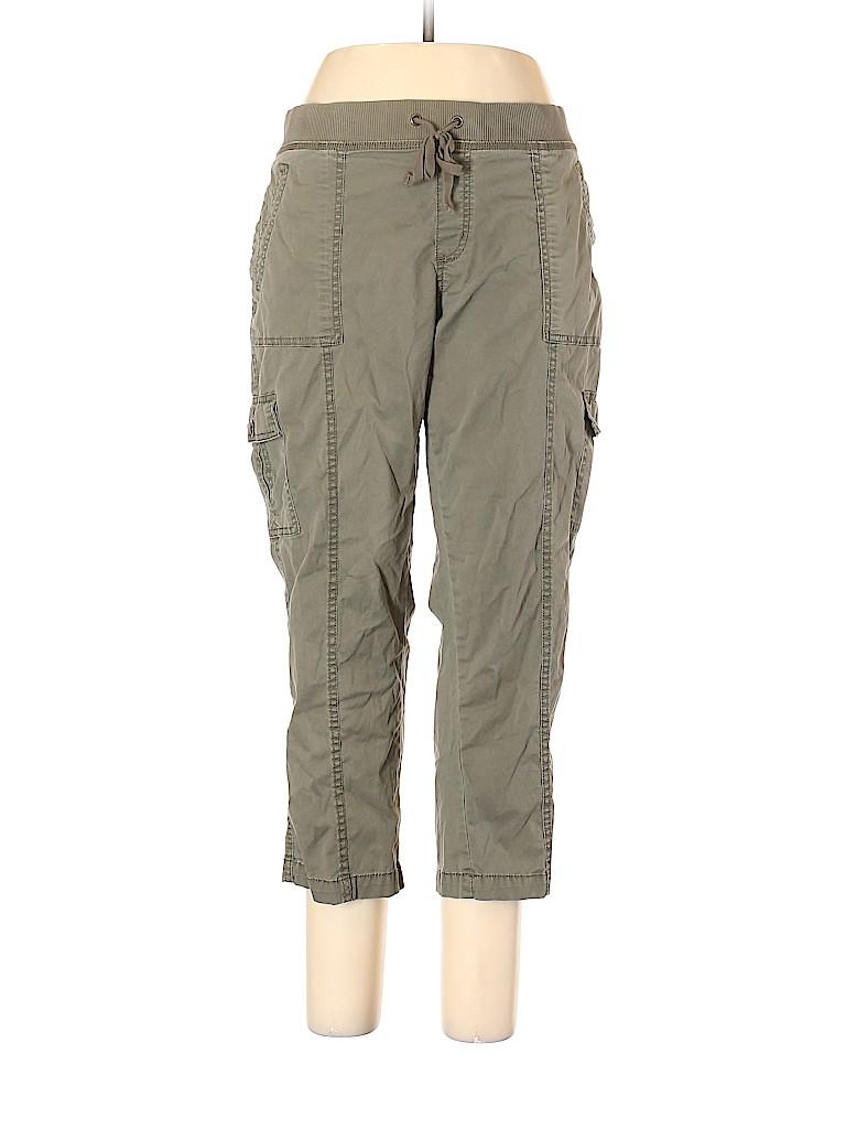 SONOMA life + style Women Cargo Pants Size 16